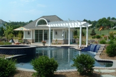 New Pool House